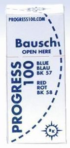 bausch bk 57 progress 100 blauw 100mu box