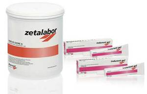 zetalabor 5 kg + 2x indurent gel 60ml