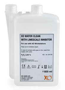 xo water clean 6x600ml with limescale inhibitor